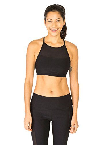7414a0e1f2043 RBX Active Womens Yoga Studio High Neck Sports Bra Black M    More info  could be found at the image url.Note It is affiliate link to Amazon.