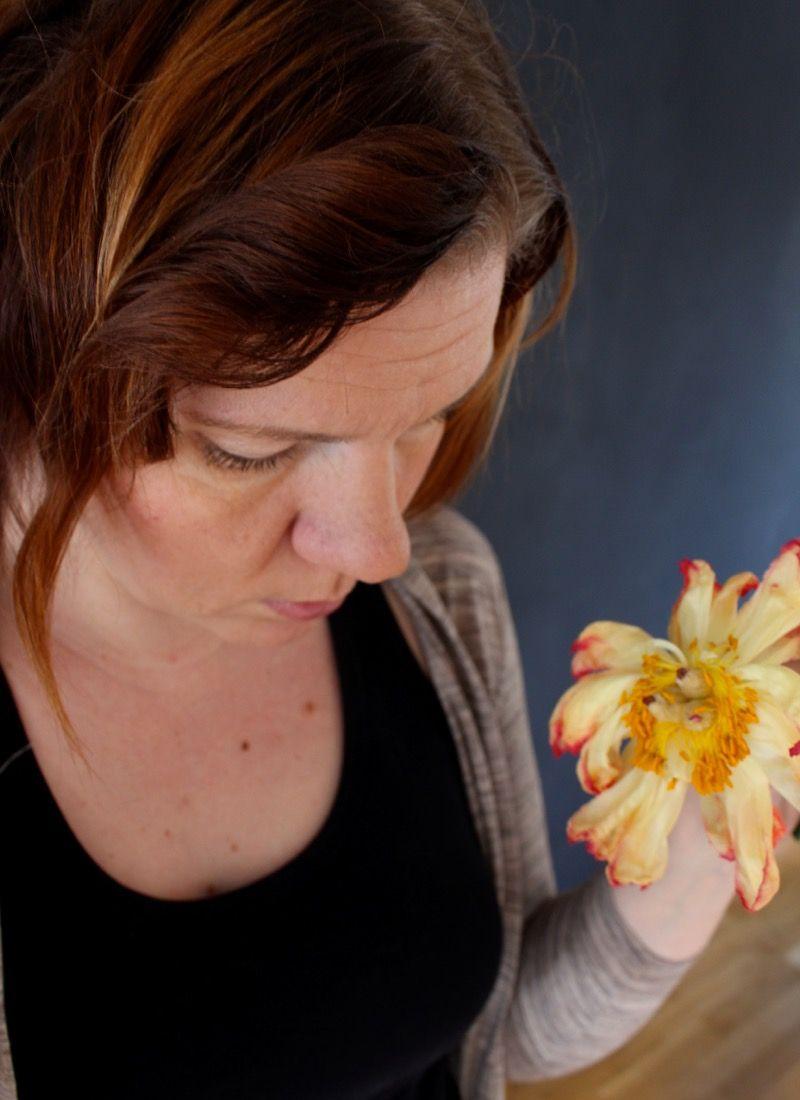 #deadflower Taudin jälkeen olen kuin kuihtunut kukka / Skin Blossom, aitoa luonnonkosmetiikkaa kokeilussa