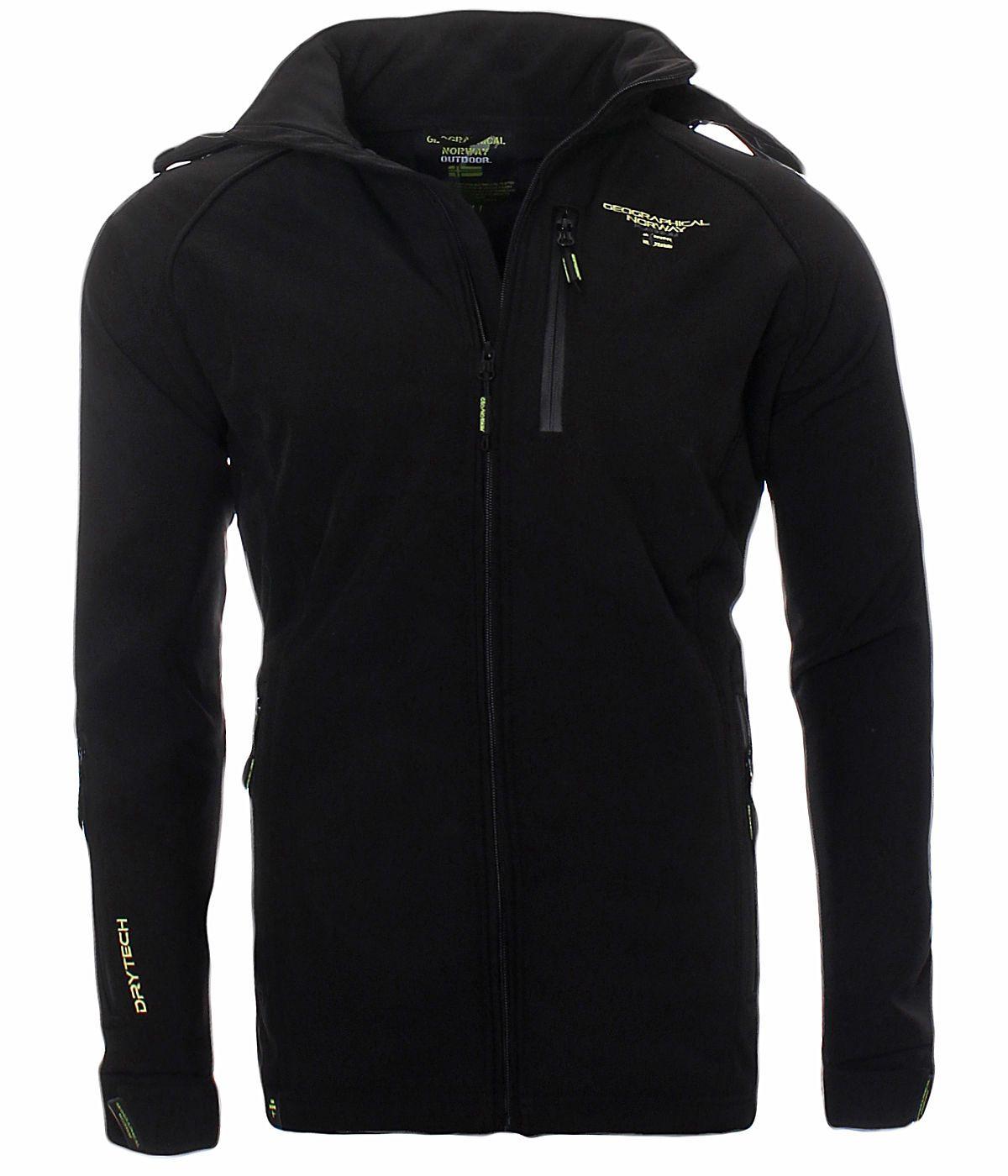 Geographical Norway Herren Softshell Jacke Hoodie Wasserdicht Gr S 3xl Softshell Jacke Jacken Mode