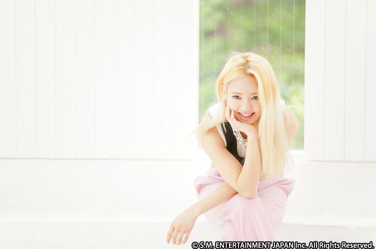 SNSD, Girls Generation Hyoyeon