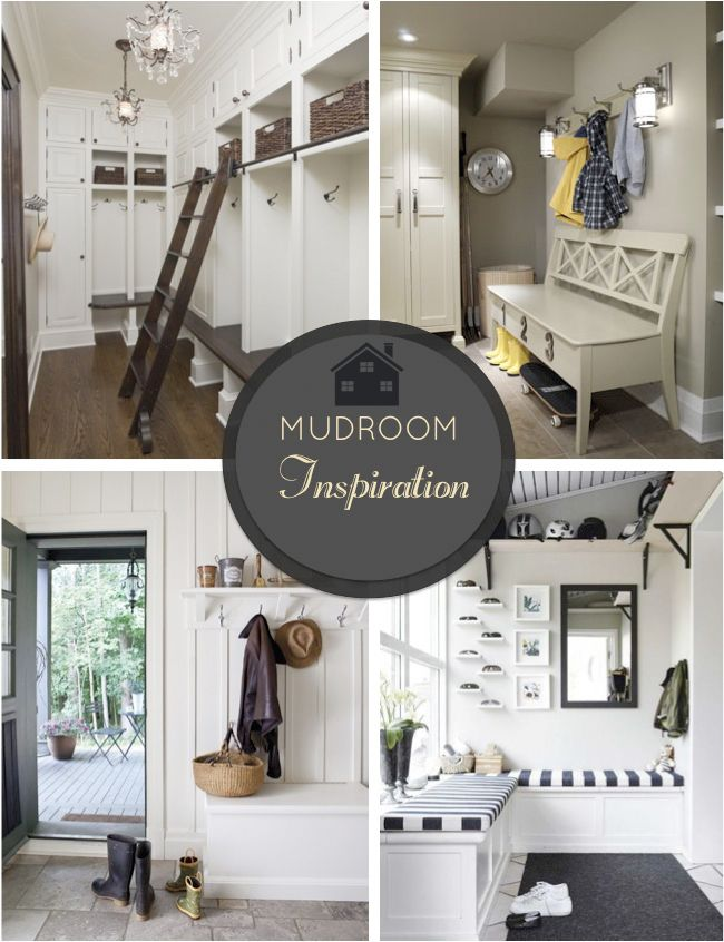 Inspiration Mud Room Pinterest