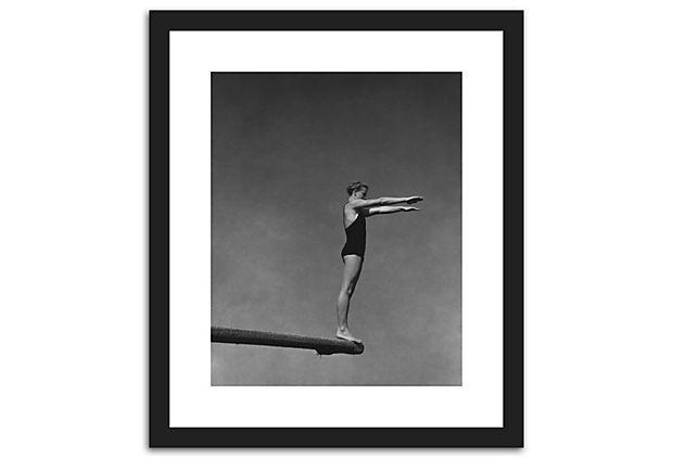 The Dive, Vanity Fair September 1932 on OneKingsLane.com