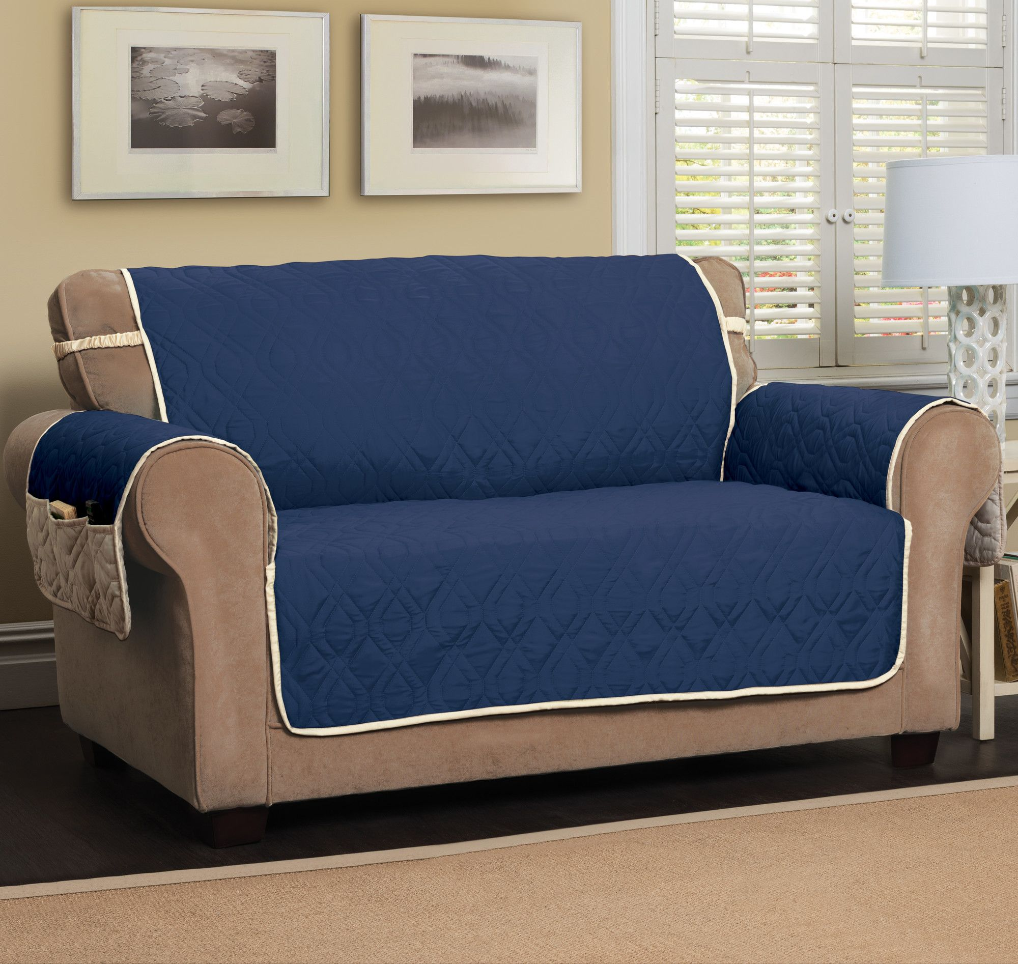 Five Star Furniture Protector Sofa Slipcover