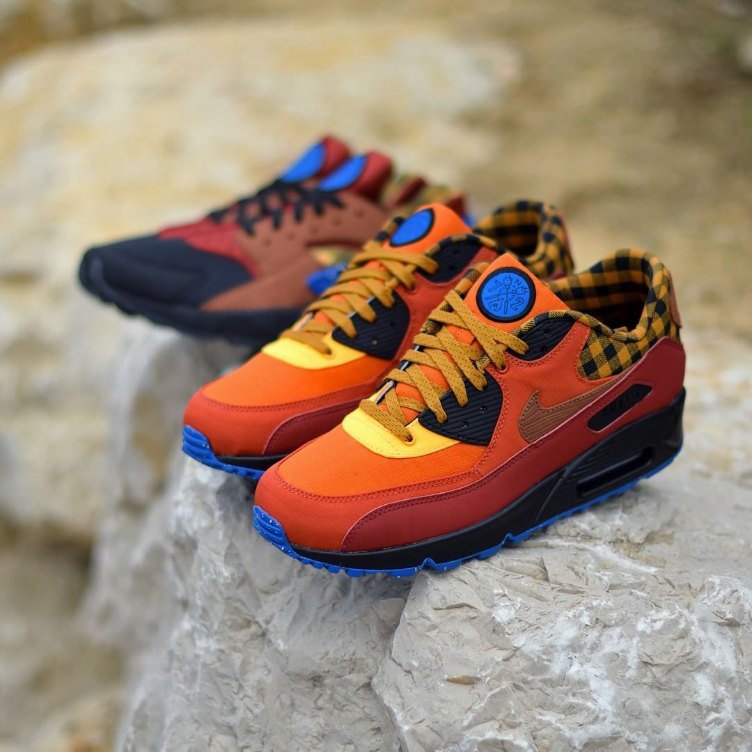 brand new 33db4 60c91 Nike Air Max 90 Campfire . Disponible/Available : SNKRS.COM ...