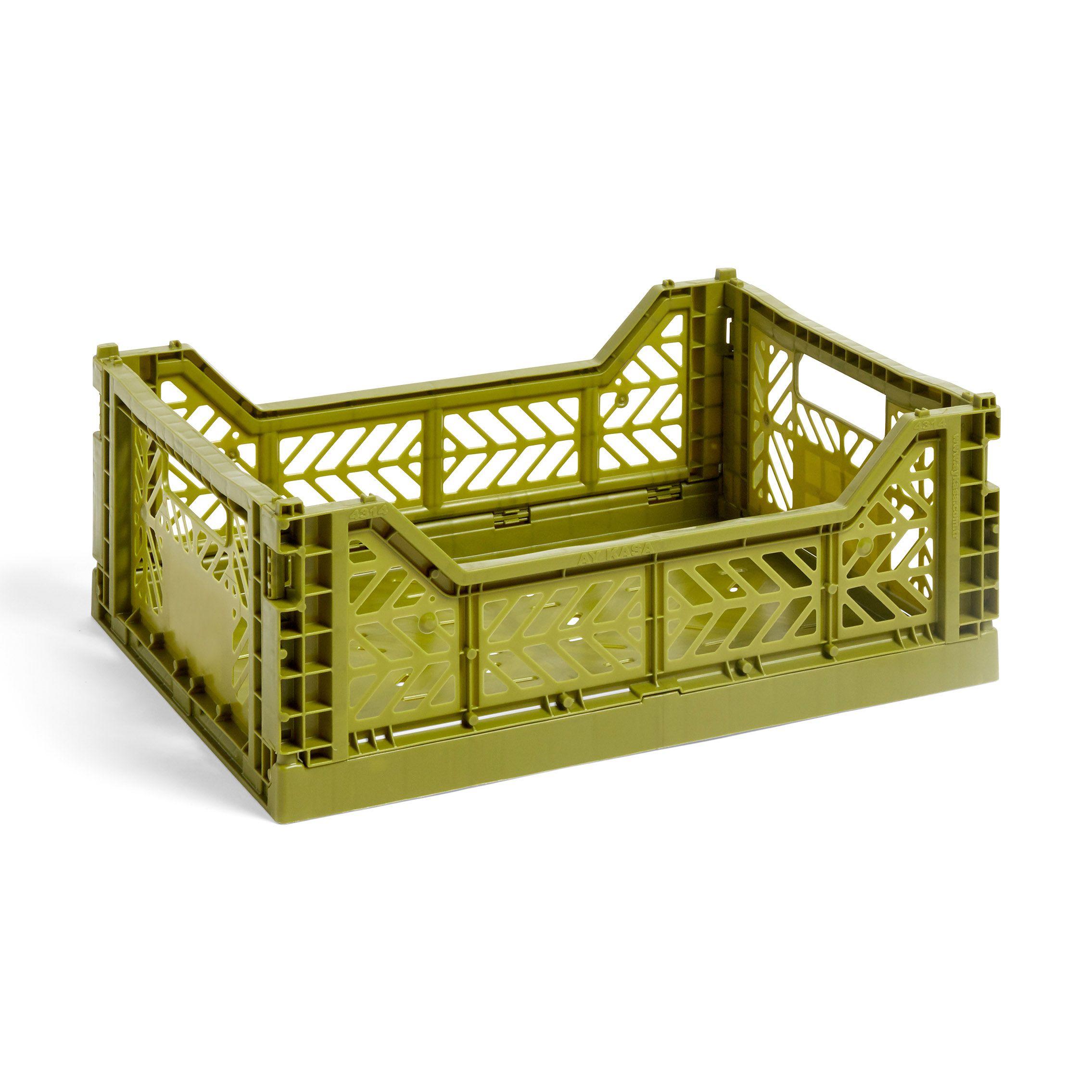 HAY Collapsible Storage Bins | MoMA Design Store