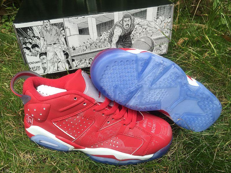 Cheap Buy Online Nike Air Jordan 6 Cheap sale Slam Dunk For The