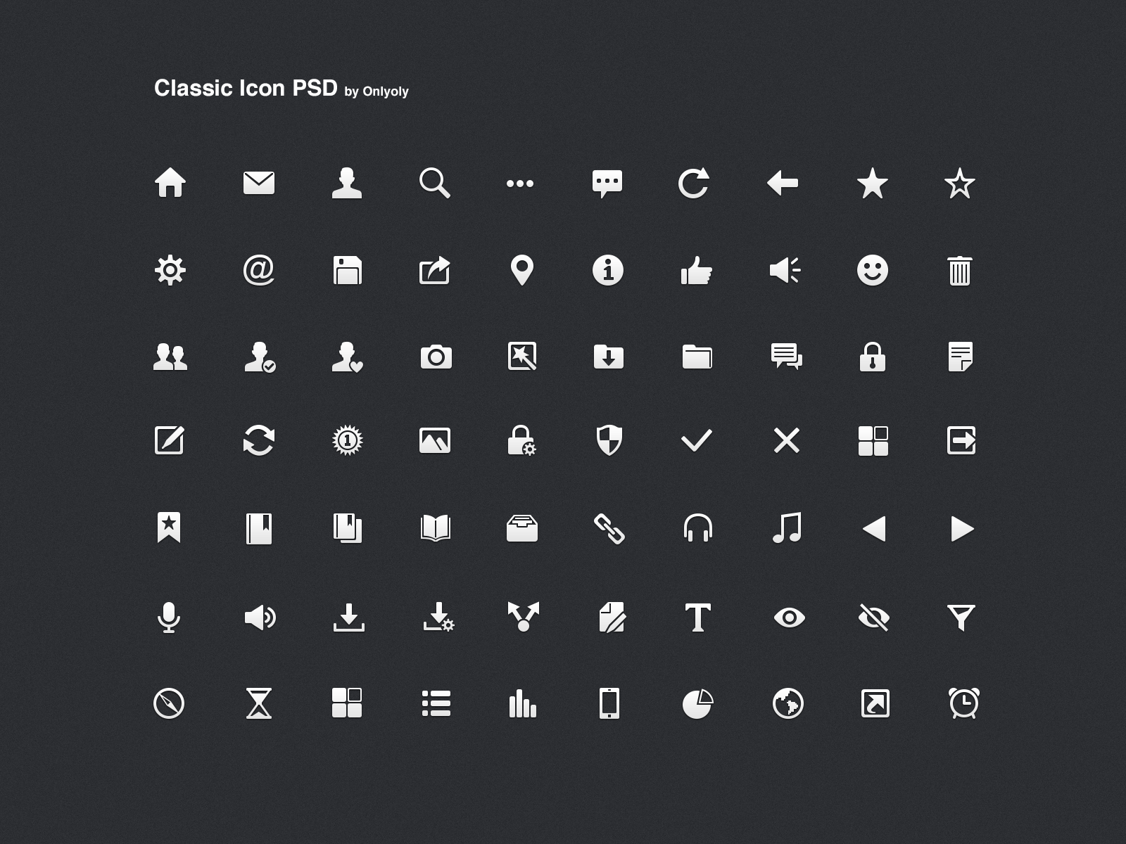 classic_icon_PSD_onlyoly.png by Onlyoly Web design