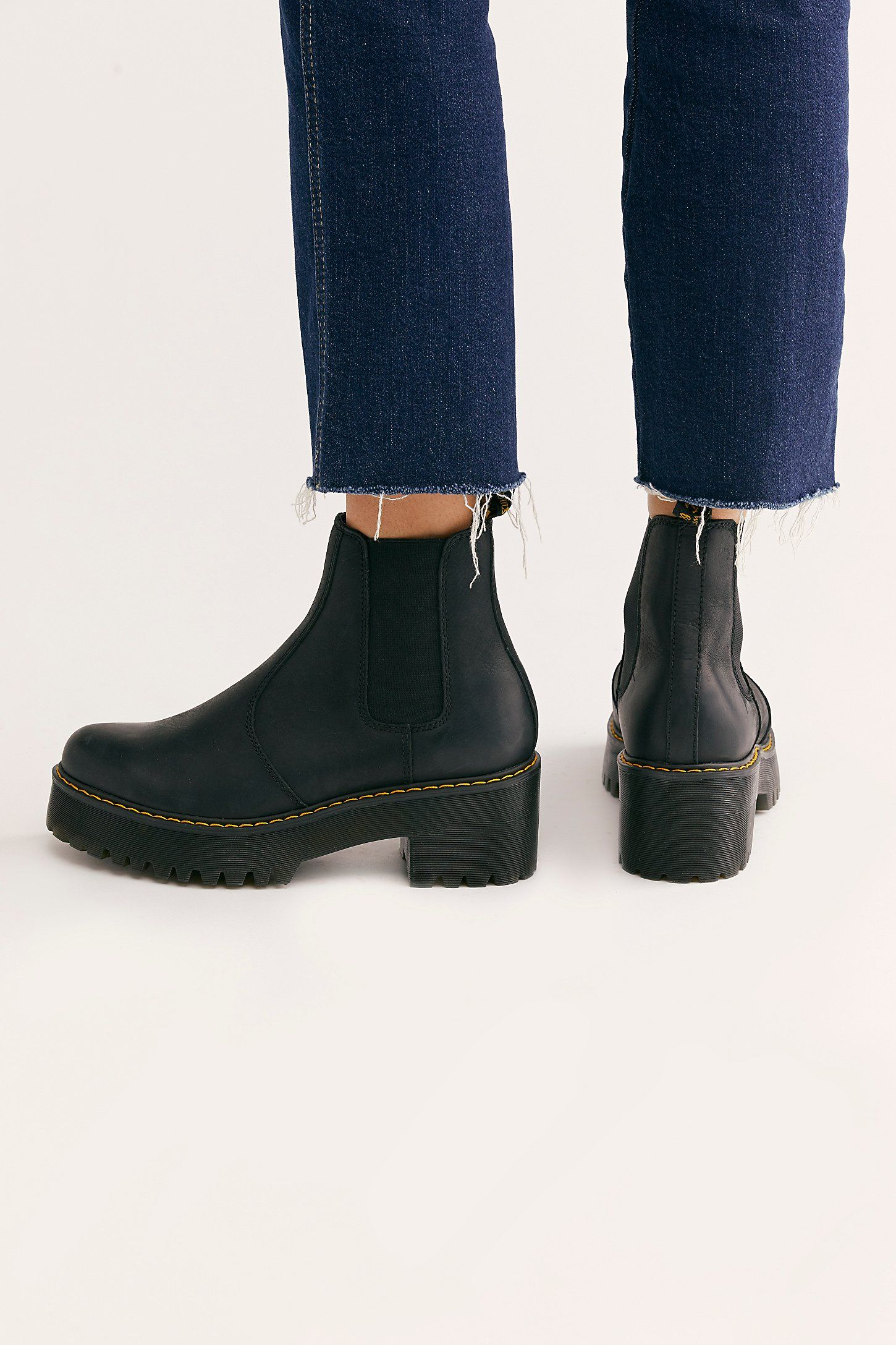 Dr. Martens Rometty Chelsea Boots | Boots, Chelsea boots