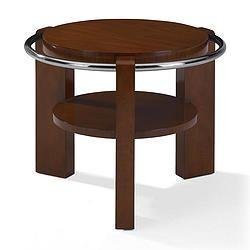 Ralph Lauren Cote D Azur Starboard End Table Mod Side