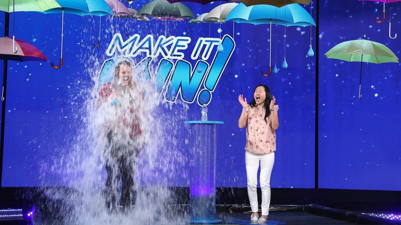 You Won't Believe How This Round of 'Make It Rain' Ends
