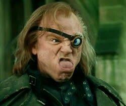 Brendan Gleeson In Harry Potter Goblet Of Fire