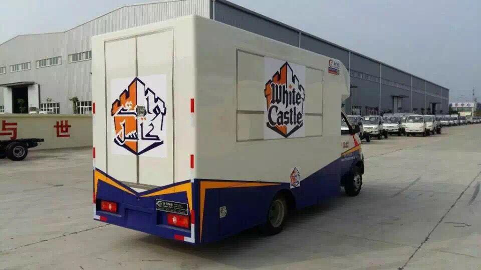 food sales trucks