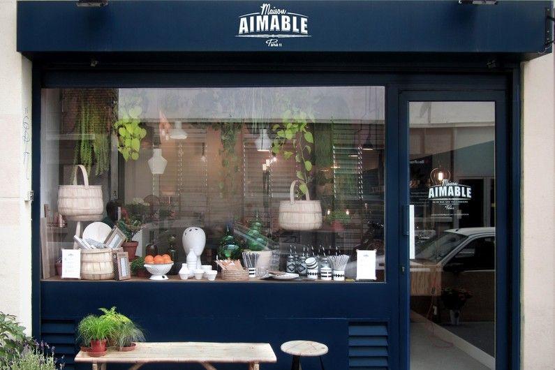 Maison aimable boutique de décoration avec objets design et insolites une belle adresse pour
