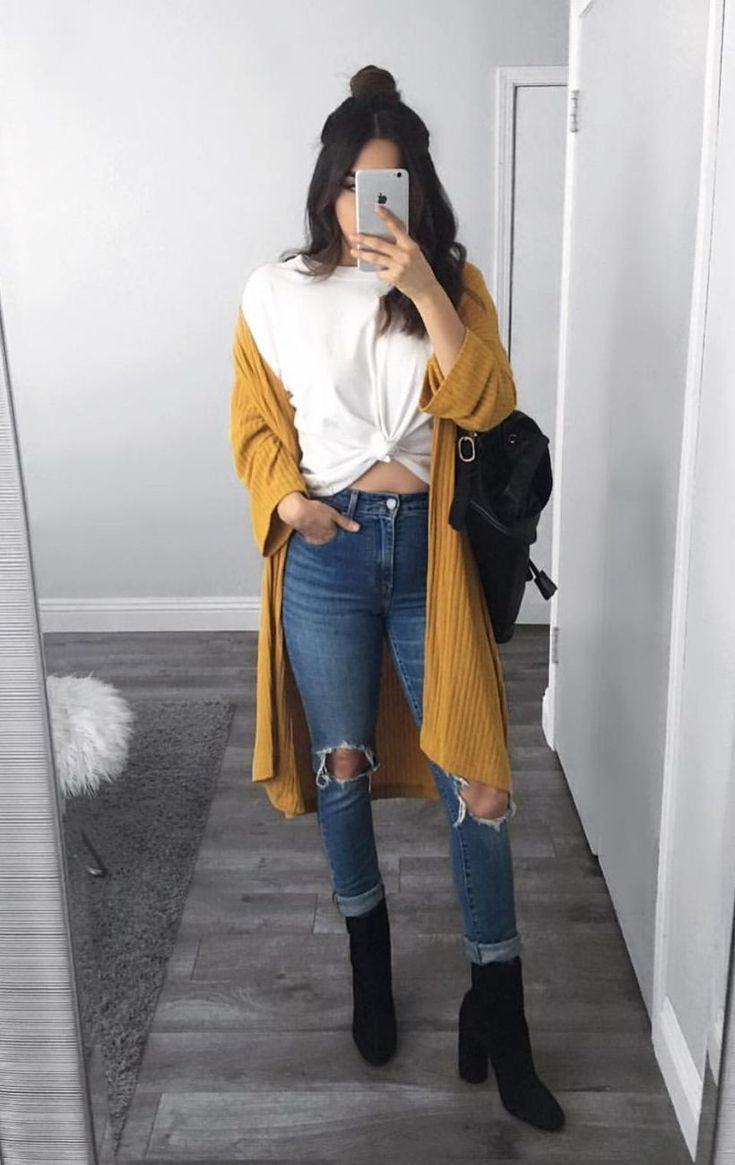 Photo of 30 Cute Casual Winter Fashion Outfits For Teen Girl