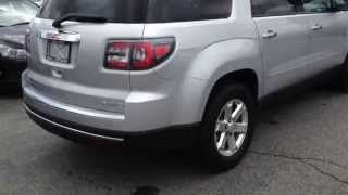 2014 Gmc Acadia V6 Auto For Sale At Eagle Ridge Gm In Coquitlam
