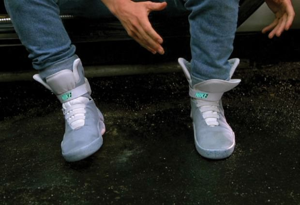 your jacket is now dry | Nike air mag