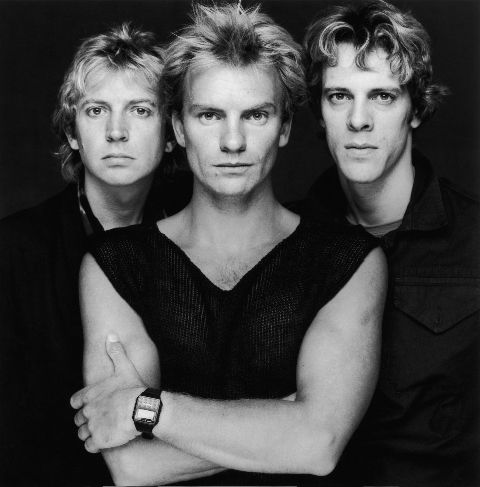 My Favorite 80's Band, The Police. I own this original Terry O ...