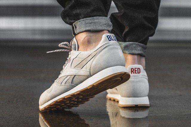 Kendrick Lamar X Reebok Classic Leather (Blue And Red) - Sneaker Freaker 70ac2698b