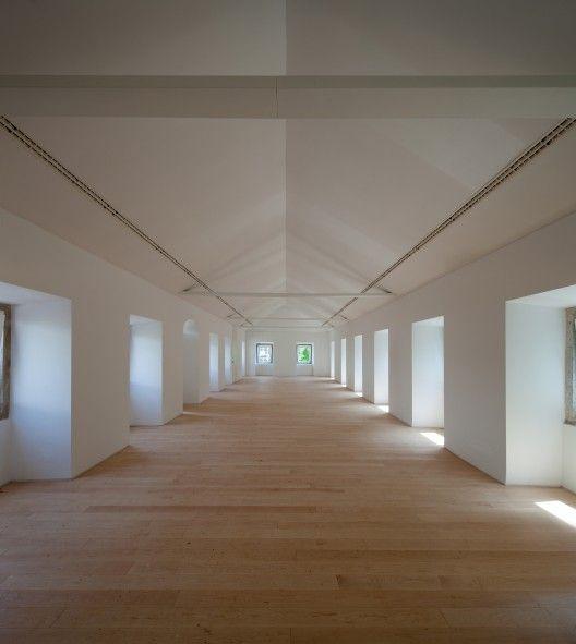 Museo de Arte Contemporáneo Lusitânia / Frederico Valsassina