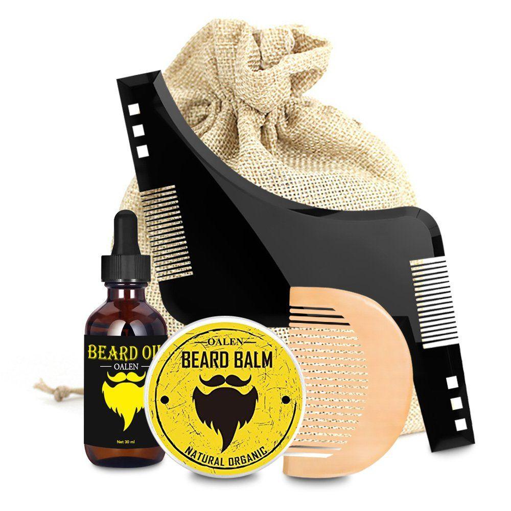 Tosun Beard Kit for Mens Grooming and Beard CareBeard Oil