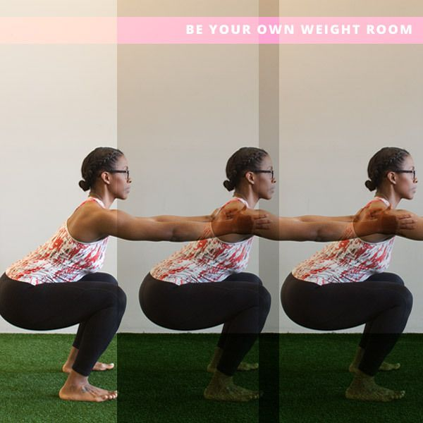 Get Healthy To Prolong Your Career And Life: Body Weight Exercises – YouBeauty.com