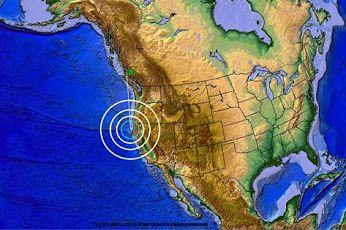 #Dutchsinse - 4/21/2016 West Coast Earthquake Activity Update: The Gorda Escarpment has start…   Earthquakes activities. Earthquake prediction ...