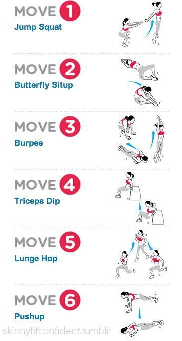 Rutina de ejercicios crossfit para mujeres