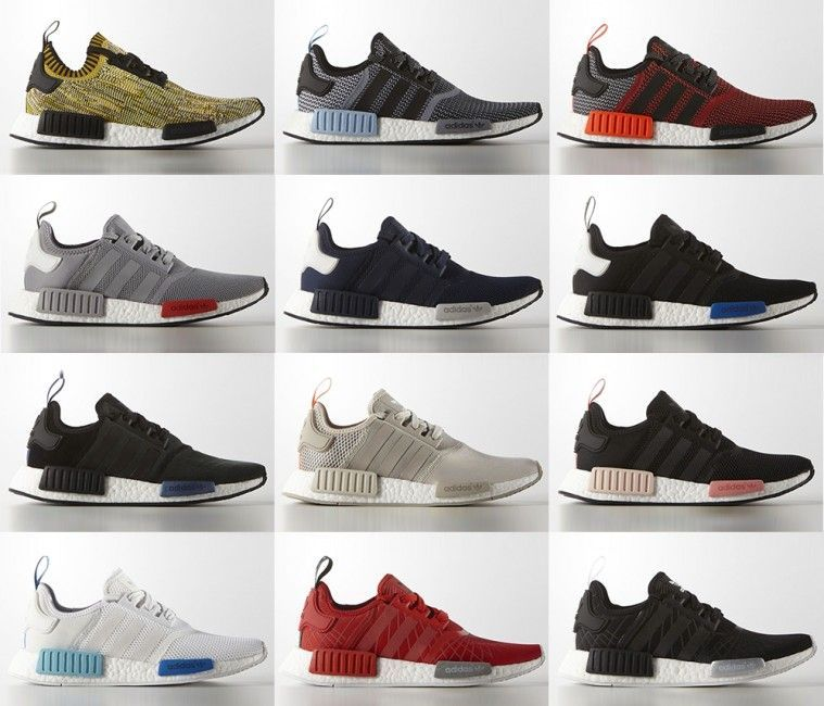 adidas NMD (Wiosna-Lato 2016) 8fded11330f71