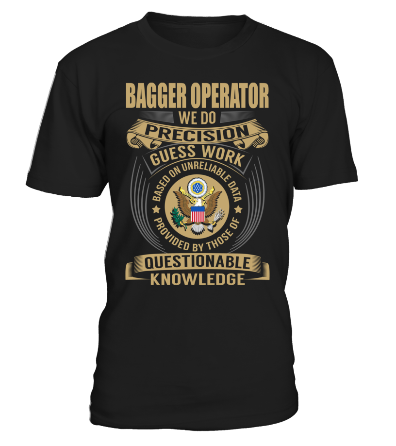 Bagger Operator - We Do Precision Guess Work
