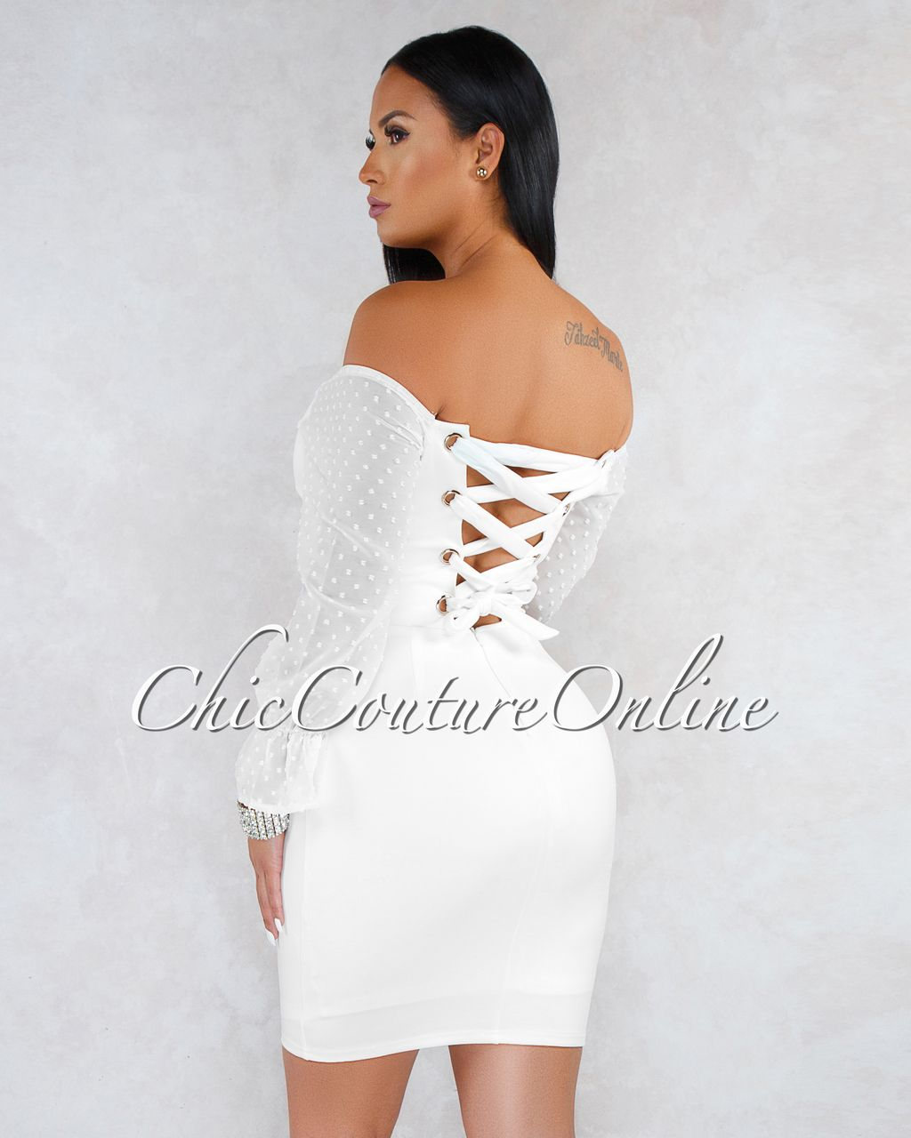 Pin On White Hot Chic Couture Online [ 1280 x 1024 Pixel ]