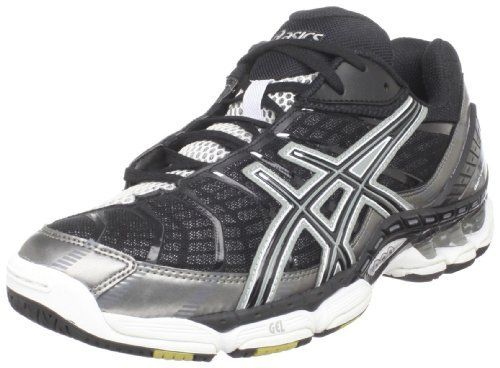 0b8fc882 ASICS Men's GEL Volley Elite Volleyball Shoe on Sale | Running Shoes ...
