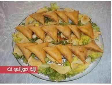 بالصور طريقة تحضير بريوات بالكفتة والخضر مجلة لالة مولاتي نت Majalat Lalamoulati Net Food Vegetables Fruit