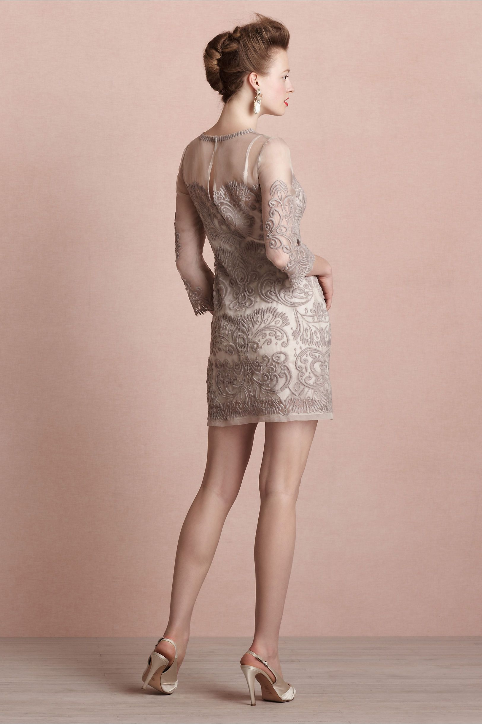 Arabesque Sheath from BHLDN | bridesmaid | Pinterest