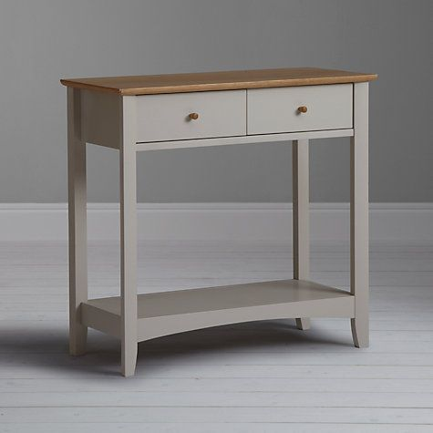 Buy John Lewis Alba Console Table Online At Johnlewis