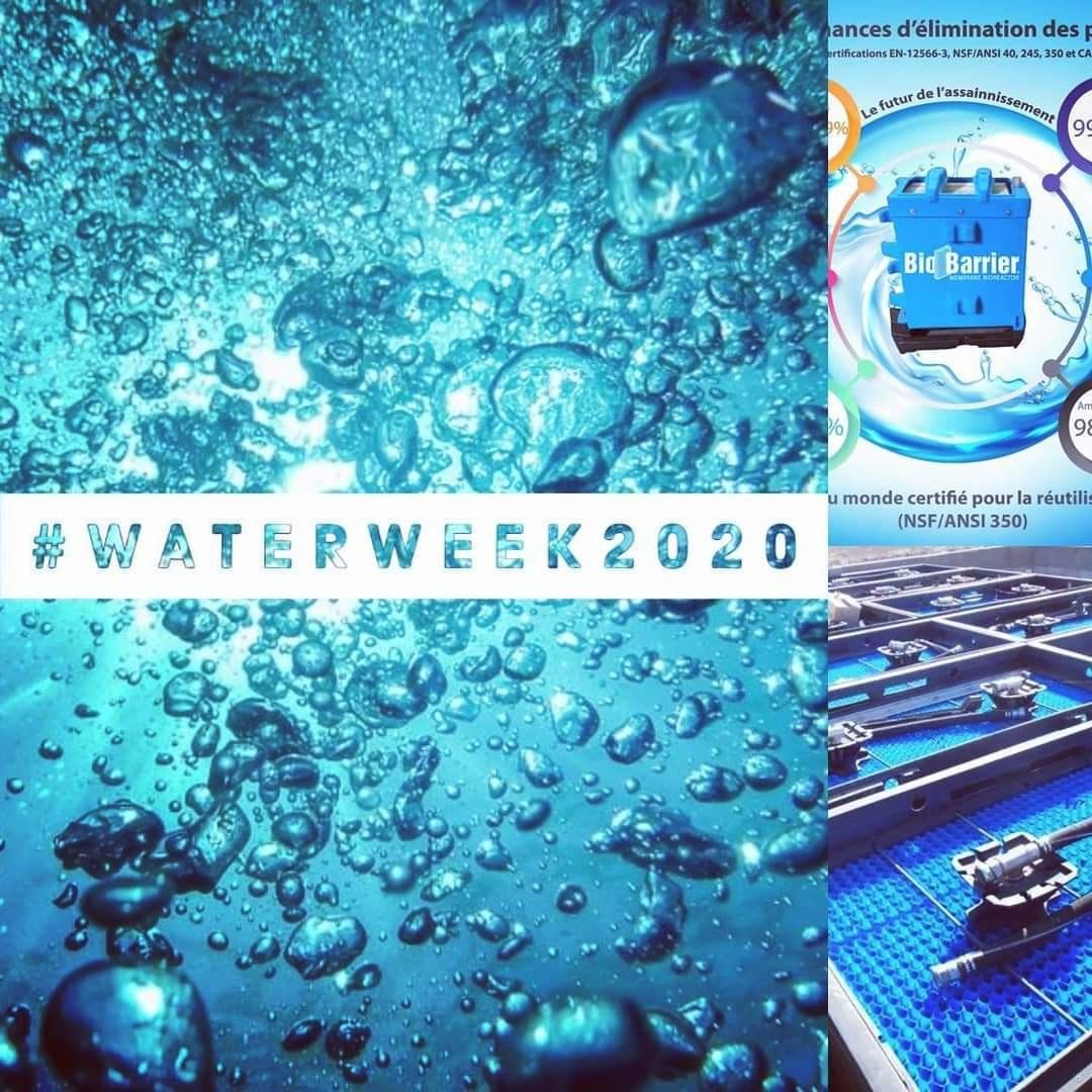 World Water Week 2020 In 2020 World Water Wastewater Water Solutions