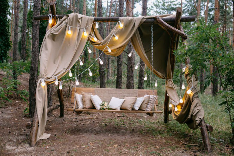 What You Need To Know When Planning A Backyard Wedding ...