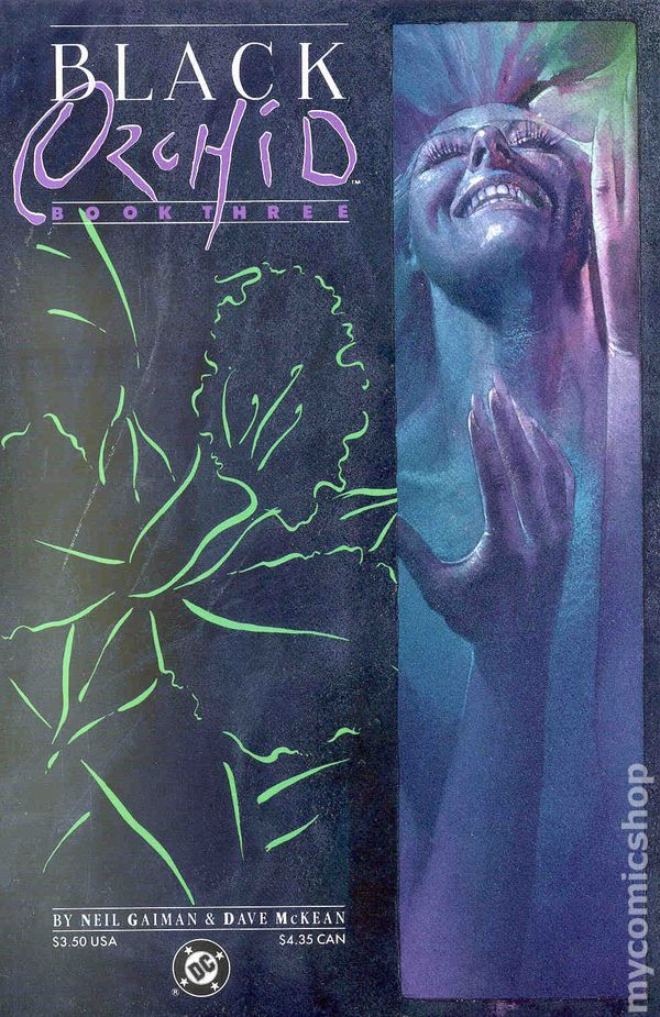 Black Orchid (1988 1st Series) 3