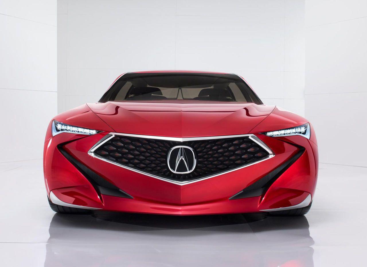 Acura Precision Concept Acura Precision Concept Cars Acura