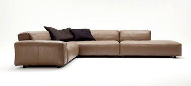 Lounge sofa leder  Lieblings-Sofas - Polstermöbel aus Leder und Stoff | Wohnzimmer