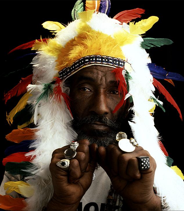 Josef k pictures of cindy breakspeare - buffalo portrait