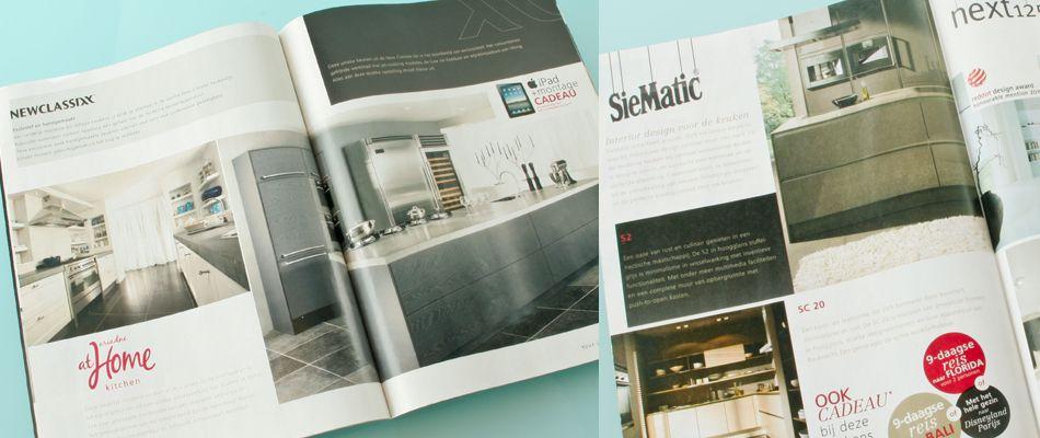 Keukenmaxx rebranding drukwerk Corporate identity