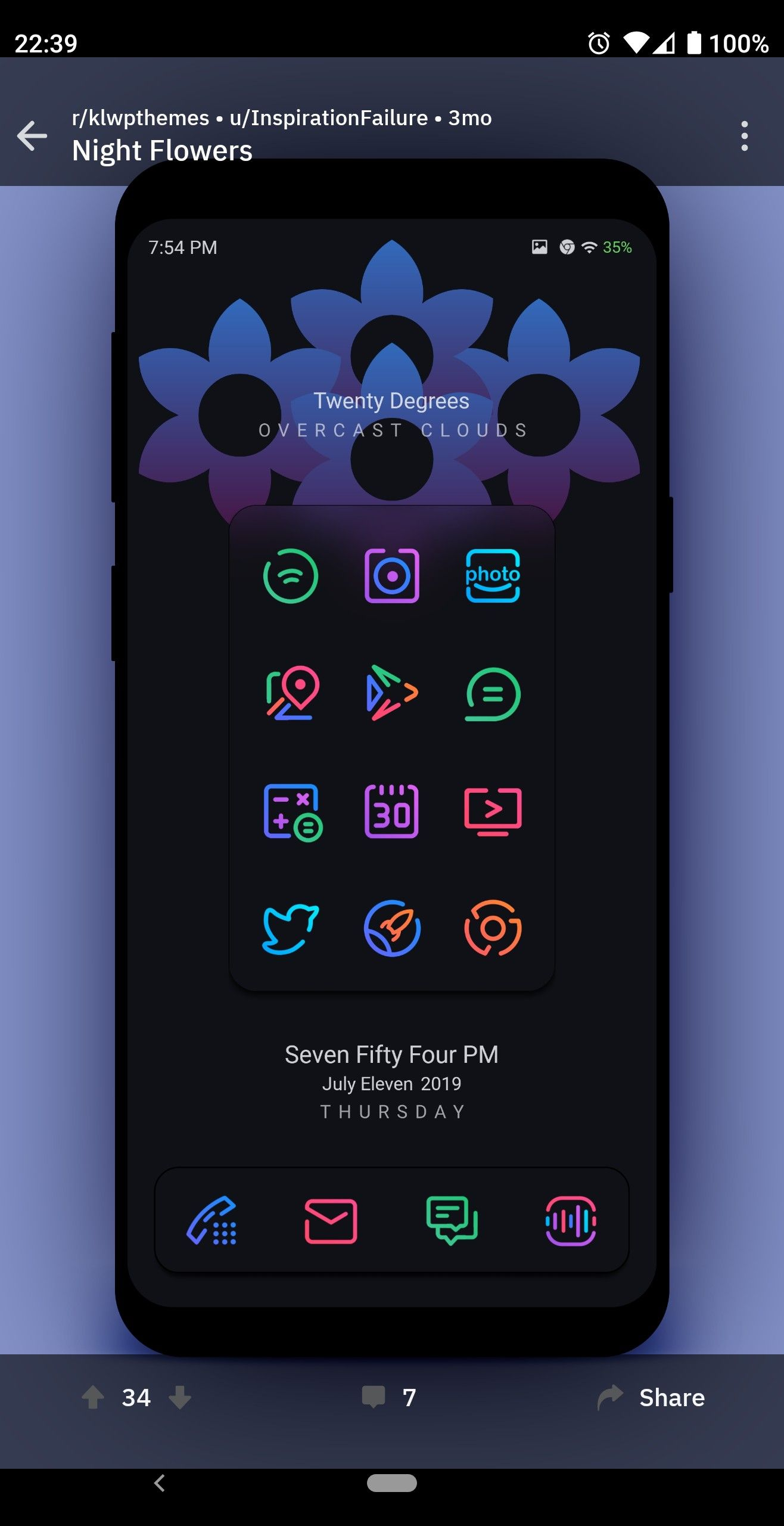Pin by SanJi on Homescreen Setup in 2020 (With images