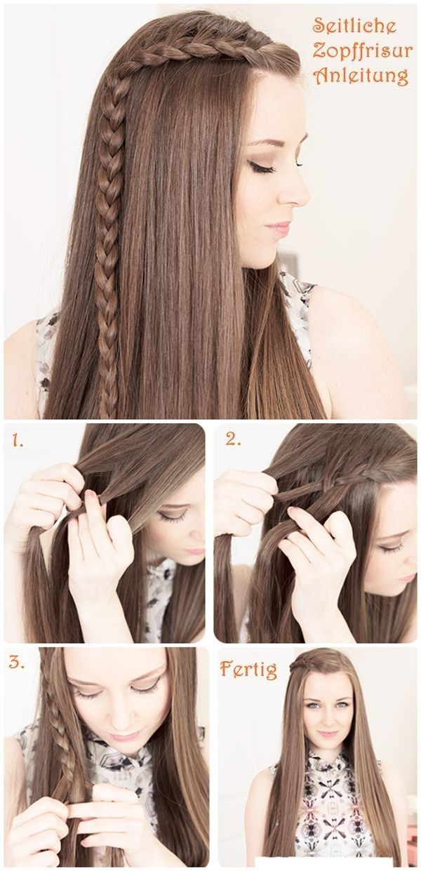 Step By Step Hairstyles For Long Hair Long Hairstyles Ideas Popular Haircuts Medium Hair Styles Long Hair Styles Hairstyle