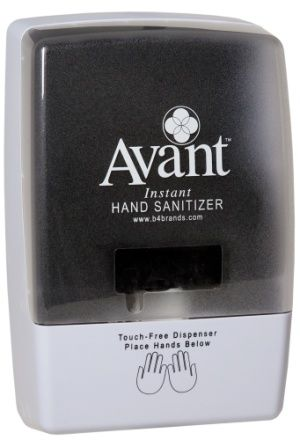9370 Dispenser Of Avant Original Fragrance Free Hand Sanitizer A