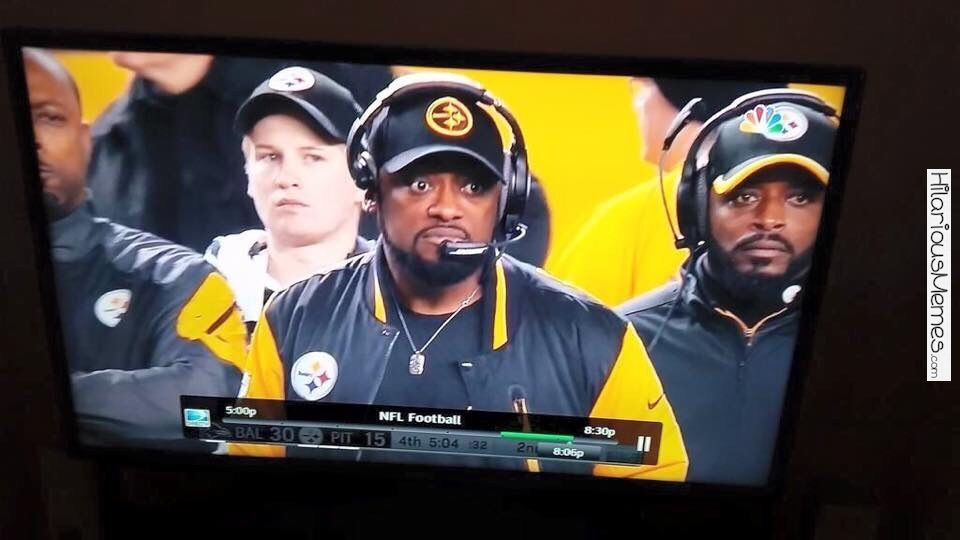 c134d24d92168ffd3f21baab8c88c291 hilarious memes just in case they lose one, the steelers have a,Backup Funny Memes