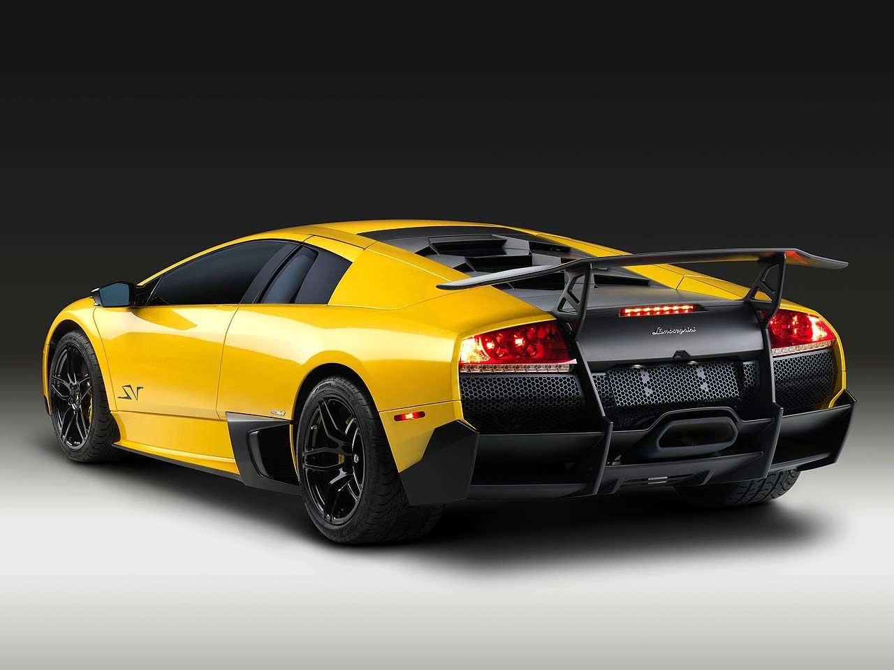 2011 Lamborghini Murciélago LP670,4 SV (SuperVeloce