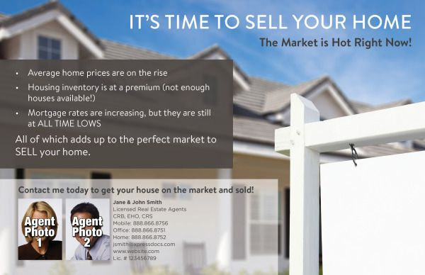 real estate postcard samples - Khafre