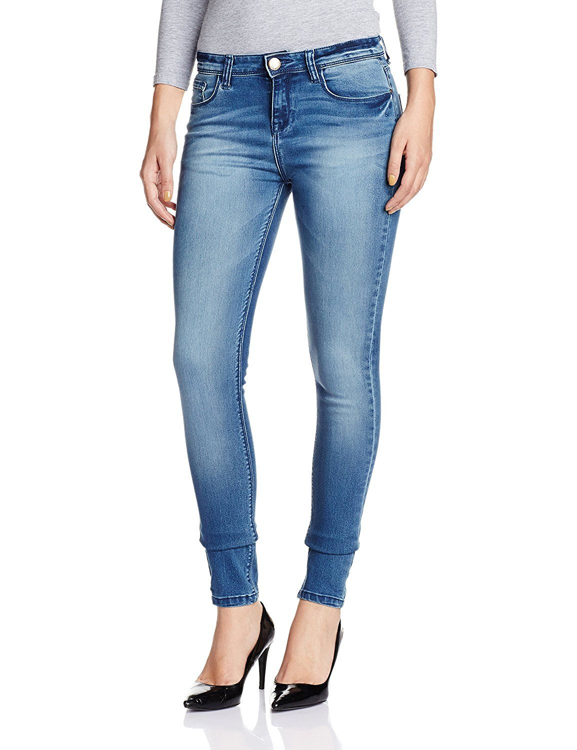 Womens Claire Slim Jeans Oklahoma Jeans