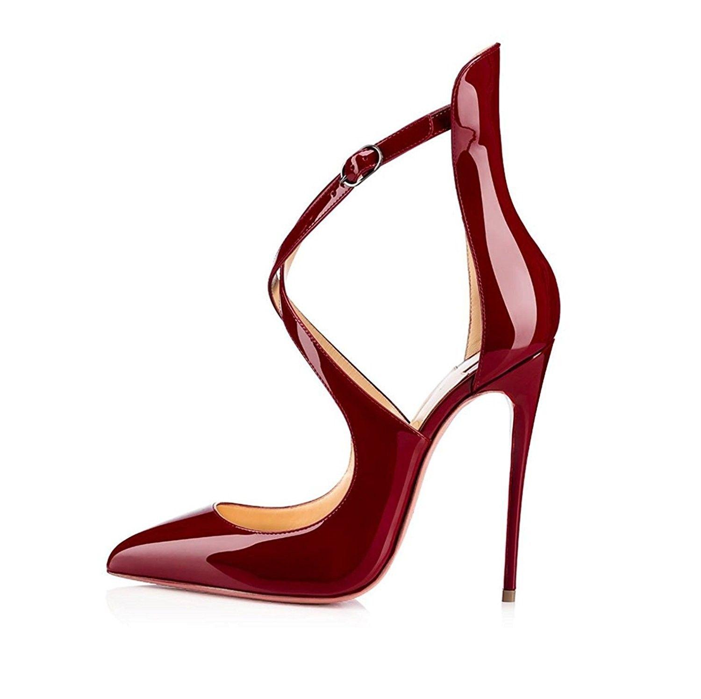7ebe19e9df8896 uBeauty - Escarpins Femme - Chaussures Cross laçage - Escarpins Grande  Taille - Chaussures Stilettos: Amazon.fr: Chaussures et Sacs | Chaussures  femmes ...