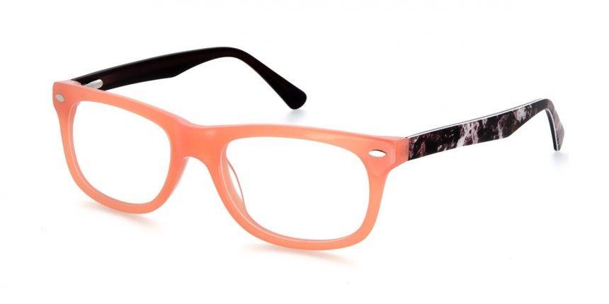 4c30f6895ae6 Nicaro Orange   Tortoise Shell - Women s Prescription Glasses ...